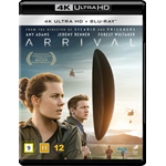 Arrival (4K Ultra HD + Blu-ray)