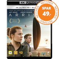 Produktbilde for Arrival (4K Ultra HD + Blu-ray)