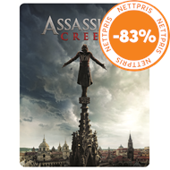 Produktbilde for Assassin's Creed - Limited Steelbook Edition (Blu-ray 3D + Blu-ray)