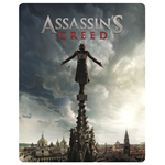 Assassin's Creed - Limited Steelbook Edition (Blu-ray 3D + Blu-ray)
