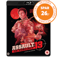Produktbilde for Assault On Precinct 13 (UK-import) (BLU-RAY)