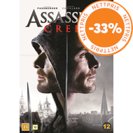 Produktbilde for Assassin's Creed (DVD)