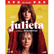 Julieta - Eksklusiv Utgave (DVD + Blu-ray)