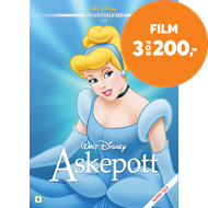Produktbilde for Askepott (DVD)