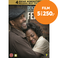 Produktbilde for Fences (DVD)