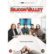 Silicon Valley - Sesong 3 (DVD)