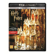 Harry Potter Og Halvblodsprinsen (6) (4K Ultra HD + Blu-ray)