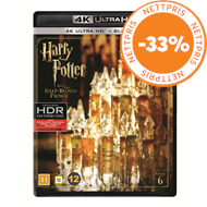 Produktbilde for Harry Potter Og Halvblodsprinsen (6) (4K Ultra HD + Blu-ray)