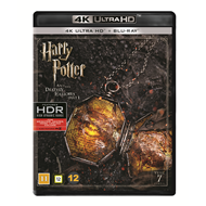 Harry Potter Og Dødstalismanene - Del 1 (7) (4K Ultra HD + Blu-ray)