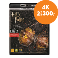 Produktbilde for Harry Potter Og Dødstalismanene - Del 1 (7) (4K Ultra HD + Blu-ray)