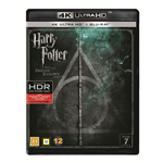 Harry Potter Og Dødstalismanene - Del 2 (8) (4K Ultra HD + Blu-ray)