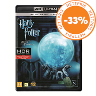 Produktbilde for Harry Potter Og Føniksordenen (5)  (4K Ultra HD + Blu-ray)