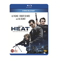 Produktbilde for Heat - Director's Definitive Edition (BLU-RAY)
