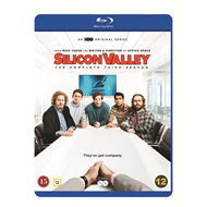 Silicon Valley - Sesong 3 (BLU-RAY)