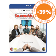 Produktbilde for Silicon Valley - Sesong 3 (BLU-RAY)