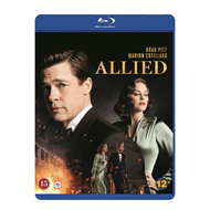 Allied / Alliert (BLU-RAY)