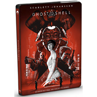 Ghost In The Shell - Limited Steelbook Edition (BLU-RAY)