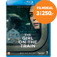Produktbilde for The Girl On The Train (DK-import) (BLU-RAY)