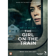 The Girl On The Train (DVD)