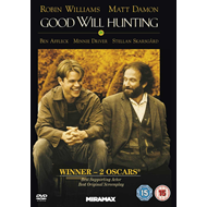 Den Enestående Will Hunting (UK-import) (DVD)