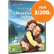 Produktbilde for Hans Christian Andersen (DVD)