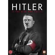 Hitler: The Rise And Fall (DK-import) (DVD)