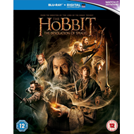 The Hobbit - The Desolation Of Smaug (UK-import) (BLU-RAY)