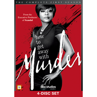 How To Get Away With Murder - Sesong 1 (DVD)