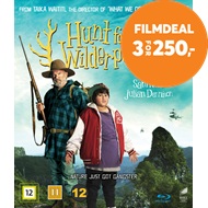 Produktbilde for Hunt For The Wilderpeople (BLU-RAY)