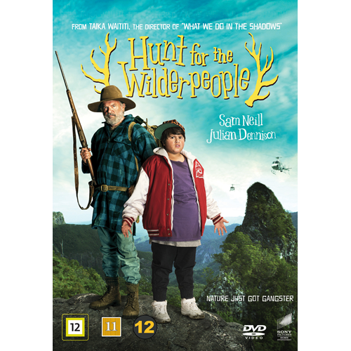 Hunt For The Wilderpeople (DVD)