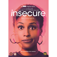 Insecure - Sesong 1 (DVD)