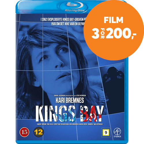 Kings Bay (BLU-RAY)
