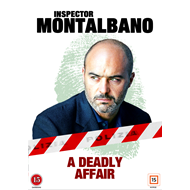 Kommissær Montalbano - A Deadly Affair (DVD)