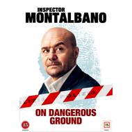 Kommissær Montalbano - On Dangerous Ground (DVD)