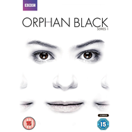 Orphan Black - Sesong 1 (UK-import) (DVD)