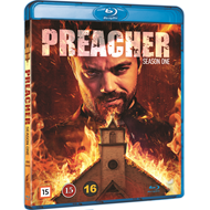 Preacher - Sesong 1 (BLU-RAY)