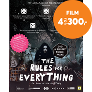 Produktbilde for The Rules For Everything (DVD + Blu-ray)