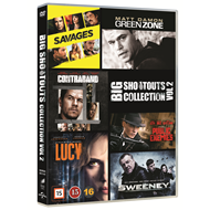Big Shootouts Collection Vol. 2 (DVD)