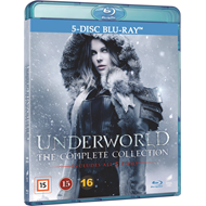 Underworld 1-5 Box (BLU-RAY)