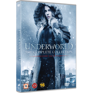 Underworld 1-5 Box (DVD)