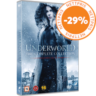 Produktbilde for Underworld 1-5 Box (DVD)