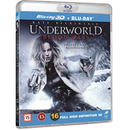 Underworld: Blood Wars (Blu-ray 3D + Blu-ray)