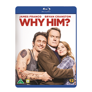 Produktbilde for Why Him? (BLU-RAY)