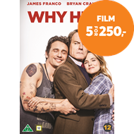 Produktbilde for Why Him? (DVD)