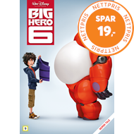 Produktbilde for Big Hero 6 (DVD)