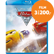 Produktbilde for Biler 3 (BLU-RAY)