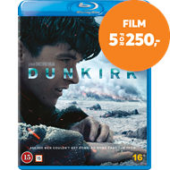 Produktbilde for Dunkirk (BLU-RAY)