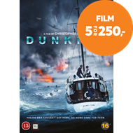Produktbilde for Dunkirk (DVD)