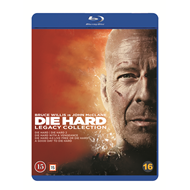 Die Hard 1-5 (BLU-RAY)