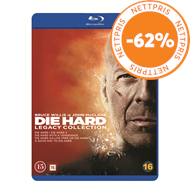 Produktbilde for Die Hard 1-5 (BLU-RAY)